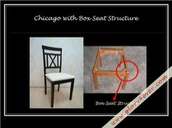 CHICAGO V BOX SEAT STRUCTURE